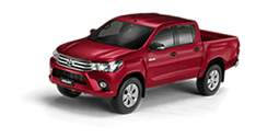 Hilux Cabine Dupla 2016